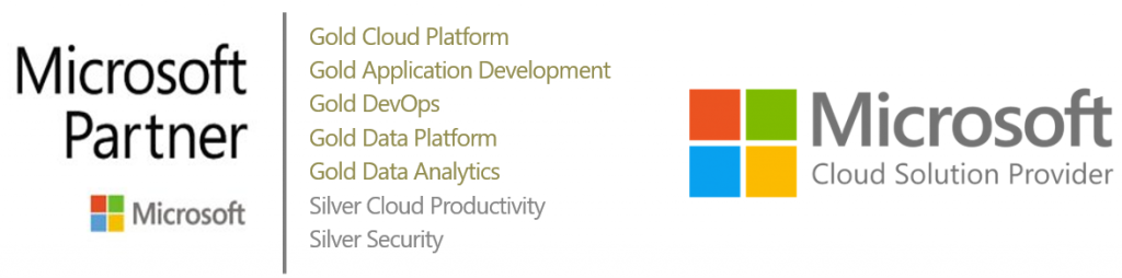Satalyst is a Gold Microsoft Partner for Microsoft Cloud Services